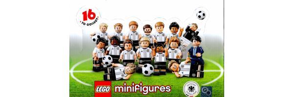 71014 Serie Lego DFB  - Die Mannschaft