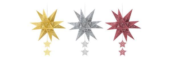 Modena- und Silhouetten-Sterne