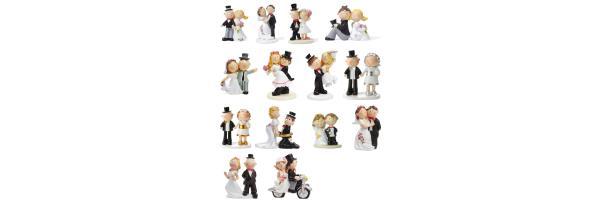 Deko-Brautpaare/Hochzeit