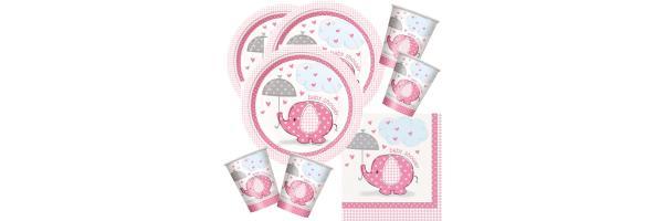 Baby Fantastisch Elefant rosa