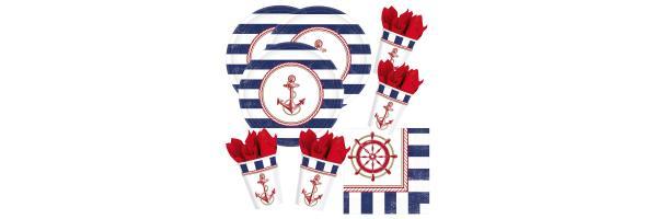 Mottoparty maritim