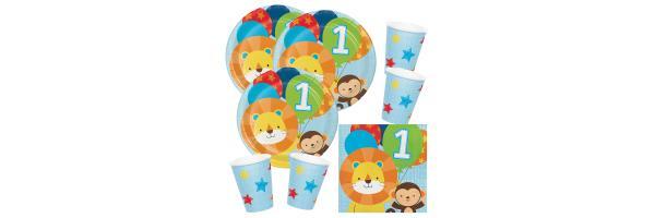 Mein 1. Geburtstag - Fun to be one - Junge
