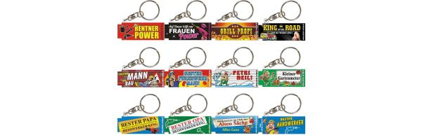 Minizollstock Schlüsselanhänger