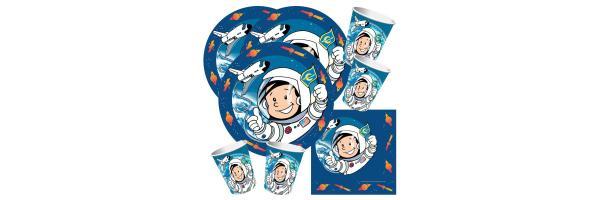 Astronaut Flo / Weltraum / Alien