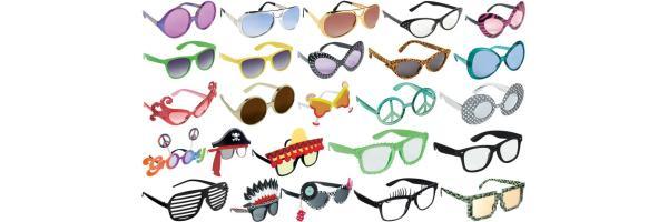 Spaßbrillen