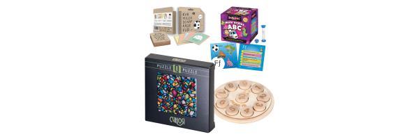 Spiele und Puzzle