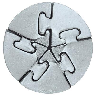Cast Puzzle Spiral Level 5