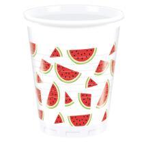 Wassermelone - 8 Becher  0,2 l
