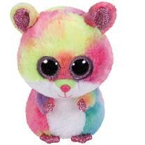 TY Beanie Boos 36214 - Rodney - Hamster bunt, 15 cm