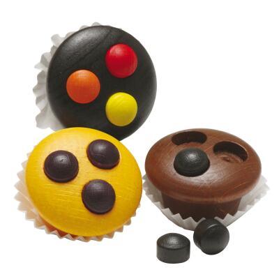 Erzi 13230 -  Muffins Kaufladenzubehör