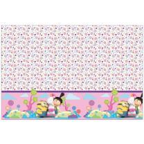 Minions Einhorn Fluffy Tischdecke 120 x 180 cm