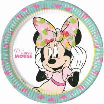 37-teiliges Party-Set Minnie Mouse - Minnie Tropical...
