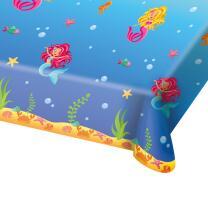 Meerjungfrau (Folat) - Tischdecke 180 x 130 cm aus...