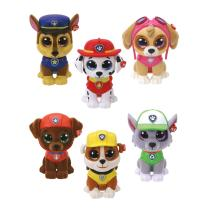 TY  Mini Boos Collectables Paw Patrol  6 cm - alle 6...