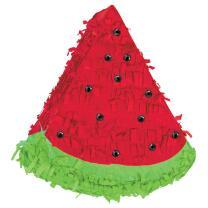 Deko-Wassermelone 14,6 x 16,5 cm