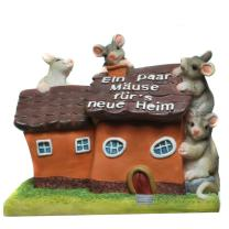 Spardose - Ein paar Mäuse fürs neue Heim