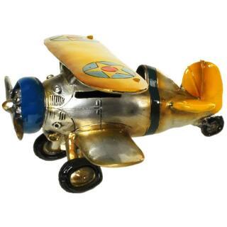 Spardose - Flugzeug