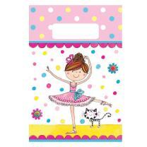 Rachel Ellen Ballerina - Partytüten aus Papier, 8...