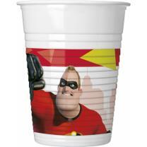 Incredibles 2 - Die Unglaublichen 2  -  Becher Kunststoff...