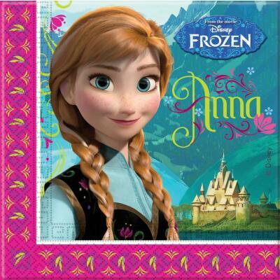 Frozen die Eiskönigin Servietten, 20 Stück