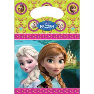 Frozen die Eiskönigin Partytüten, 6 Stück