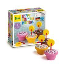 Erzi 13155 - Muffins zum Geburtstag