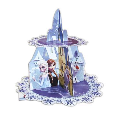 Frozen die Eiskönigin Cupcake Ständer