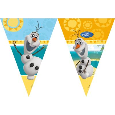 Frozen Olaf Partygirlande