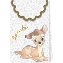 Bambi -  Premium Partytüten aus Papier mit...