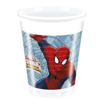 Spiderman Web Warriors - Becher, Kunststoff, 0,2 l