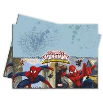 Spiderman Web Warriors - Tischdecke 120 x 180 cm aus...