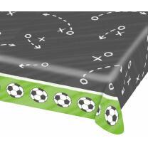 Fußball Kicker Party  - Tischdecke aus Papier 115 x...