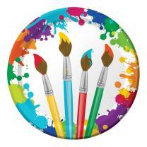 40-teiliges Party-Set Künstler - Art - Maler -...
