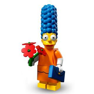 Serie 71009 Lego Simpsons 2 Minifigur  Nr. 2 Marge