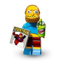 Serie 71009 Lego Simpsons 2 Minifigur  Nr.7...
