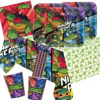 41-teiliges Party-Set Rise of Teenage Mutant Ninja...
