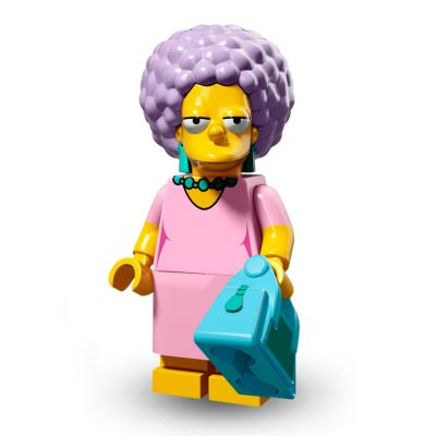 Serie 71009 Lego Simpsons 2 Minifigur  Nr.12 Patty