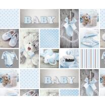 Fotokarton Baby Anton (01), 300 g/m²,  49,5 cm x 68 cm