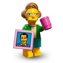 Serie 71009 Lego Simpsons 2 Minifigur  Nr.14 Edna Krababbel