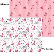 Fotokarton Flamingo (02), 300 g/m²,  49,5 cm x 68 cm