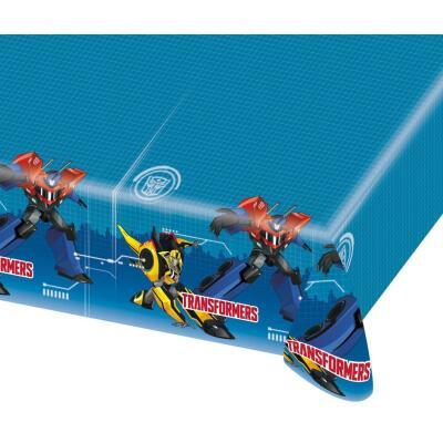 Transformers RID Tischdecke 120 x 180 cm