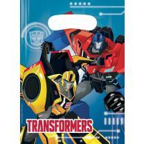 Transformers RID  Partytüten, 8 Stück