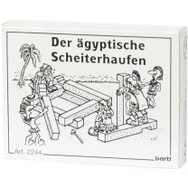 Mini-Puzzle - Der ägyptische Scheiterhaufen