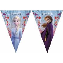 Frozen - Die Eiskönigin 2 - Wimpelkette