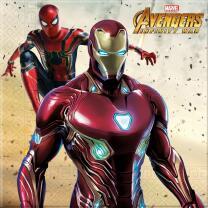 Avengers Infinity War - 20 Servietten 33 x 33 cm