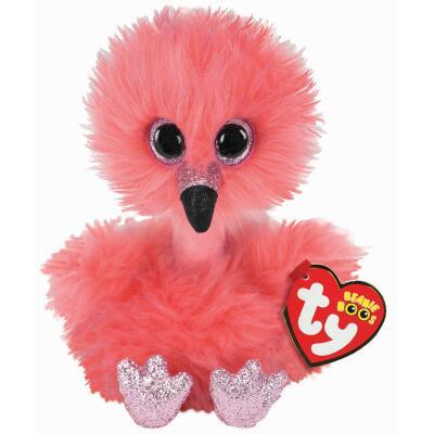 TY Beanie Boos 36381 - Flamingo Franny, 15 cm
