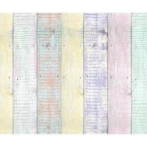 Motiv-Fotokarton Holz Pastell (125), 300 g/m²,...