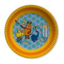 52-teiliges Party-Set - Die Maus - Teller Becher...