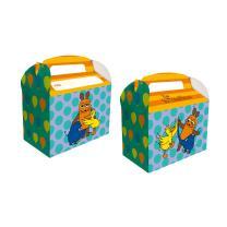 Die  Maus -  Geschenkebox für Mitgebsel, 8 Stück