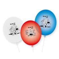 Drei Fragezeichen ??? Kids  - Luftballons, 9 Stück